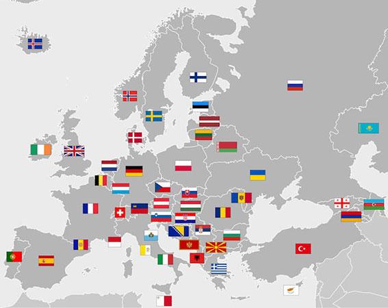 Dịch vụ gửi hàng đi Châu Âu của Athena Logistics