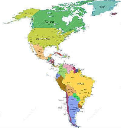 Gửi hàng đi Châu Mỹ