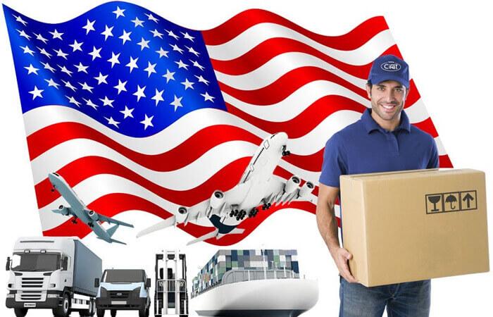 Dịch vụ gửi hàng đi Mỹ giá rẻ, uy tín, nhanh chóng tại TpHCM
