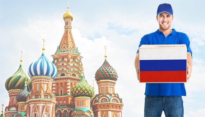 Dịch vụ Gửi hàng đi Nga (Russia) giá rẻ, uy tín tại TpHCM