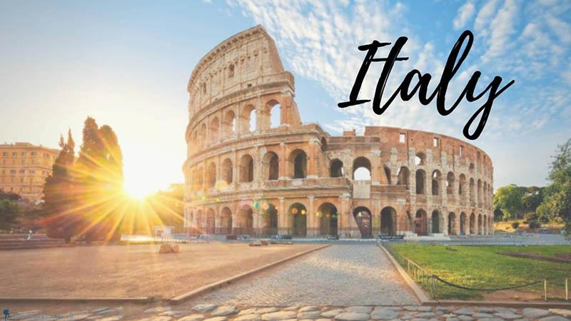 Dịch vụ Gửi hàng đi Ý (Italia) giá rẻ, uy tín tại TpHCM