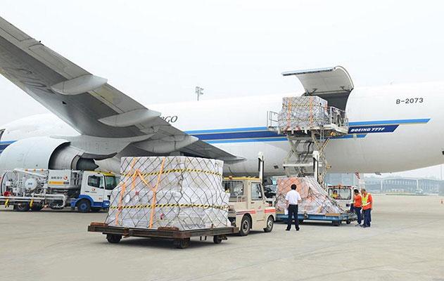 Vận tải hàng hóa bằng đường hàng không