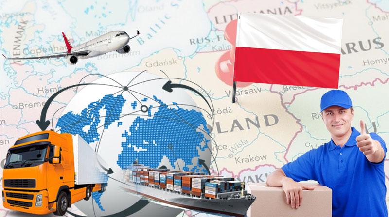 Dịch vụ Gửi hàng đi Ba Lan (Poland) giá rẻ, uy tín tại TpHCM