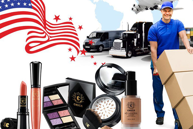Dịch vụ Gửi mỹ phẩm đi Mỹ giá rẻ, uy tín tại TpHCM