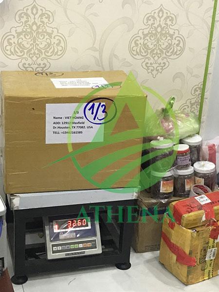 Dịch vụ Gửi thực phẩm đi Canada giá rẻ, uy tín tại TpHCM