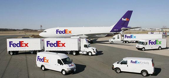 Dịch vụ Chuyển phát nhanh quốc tế FedEx tại Tp.HCM