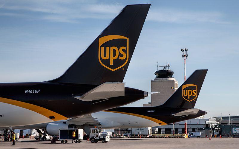 Gửi hàng đi Mỹ UPS giá rẻ, uy tín, nhanh chóng